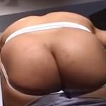 アメフト部員が大きなお尻を犯されながら淫らに喘ぐゲイ動画