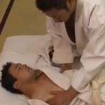 ガチムチ柔道男が道着を脱いで濃厚ゲイセックス