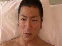 強くて優しい日本男児の肛門で性欲処理!