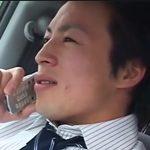 イケメン営業マンのゲイ三昧な一日