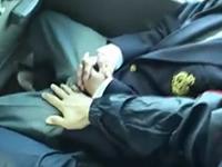 バスで居眠りしていた部活帰りの男子学生を襲うゲイの痴漢集団