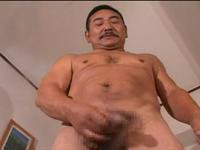 普通のおじさんがエッチしたりオナニーしてるゲイ動画