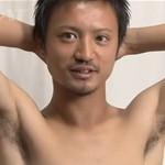 奥手なイケメン大学生が男にフェラチオされて射精する