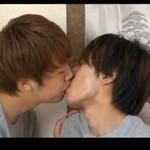 男の子同士のキスが大好き!優しいエッチをする男子のBL動画