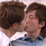 おしゃれ男子のキスとエッチがかわいいBL動画