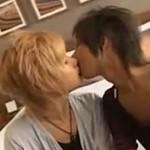 華奢な男の子同士がキスとシックスナインで静かに悶えるゲイ動画