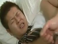 ヤンチャ系男子のアナルがグポグポ!開きっぱなしの肛門を突きまくる