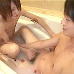 意識が高そうなBL男子学生がお風呂でイチャラブフェラチオ