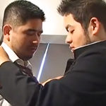 先生と男子学生はお似合い過ぎるガチムチのゲイカップル