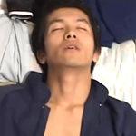 肛門に異物を挿入したまま射精する事にハマりそうな青年