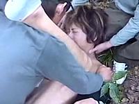 ゲイに野外レイプされた男子学生のアナルが強引なピストンでBLに目覚めた
