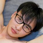 眼鏡男子好き必見!メガネが良く似合うイケメン優男のリアル性交