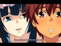 男の娘と少年が野外でアナルセックスしてるBLアニメ