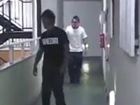 狙われた青年の尻!男に襲われレイプされたイケメン