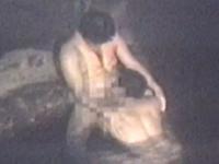 温泉旅館でゲイの先輩と…昭和のお宝映像のような生々しさがエロい