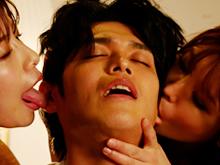 イケメンが魅せる男の潮吹き!ゲイや女性から高評価の人気動画