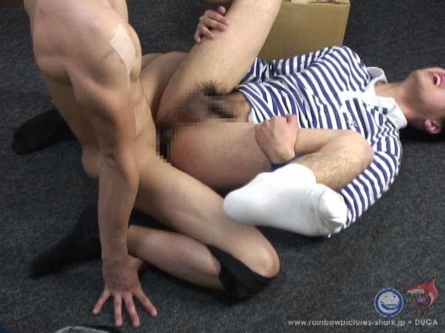ゲイと配達男子…7